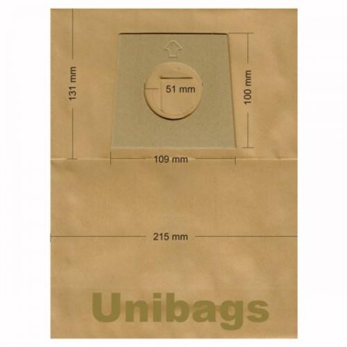 900 - Unibags BOSCH ΣΑΚΟΥΛΕΣ ΓΙΑ ΣΚΟΥΠΕΣ