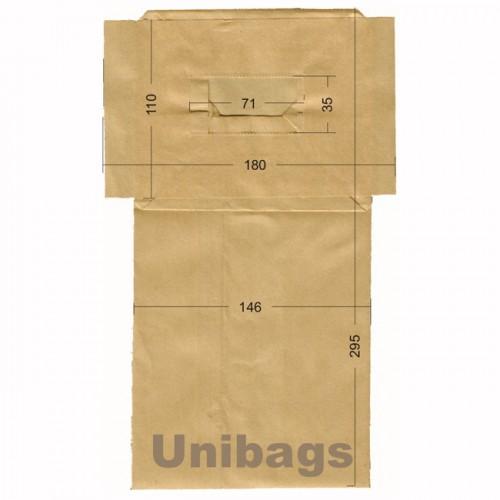 780 - Unibags PHILIPS ΣΑΚΟΥΛΕΣ ΓΙΑ ΣΚΟΥΠΕΣ