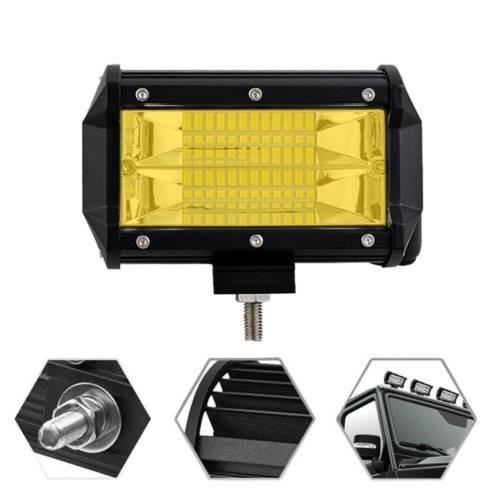 72W FOG LED LED ΜΠΑΡΕΣ